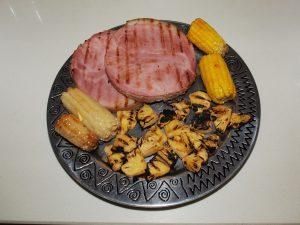 Ham & Pineapple 2